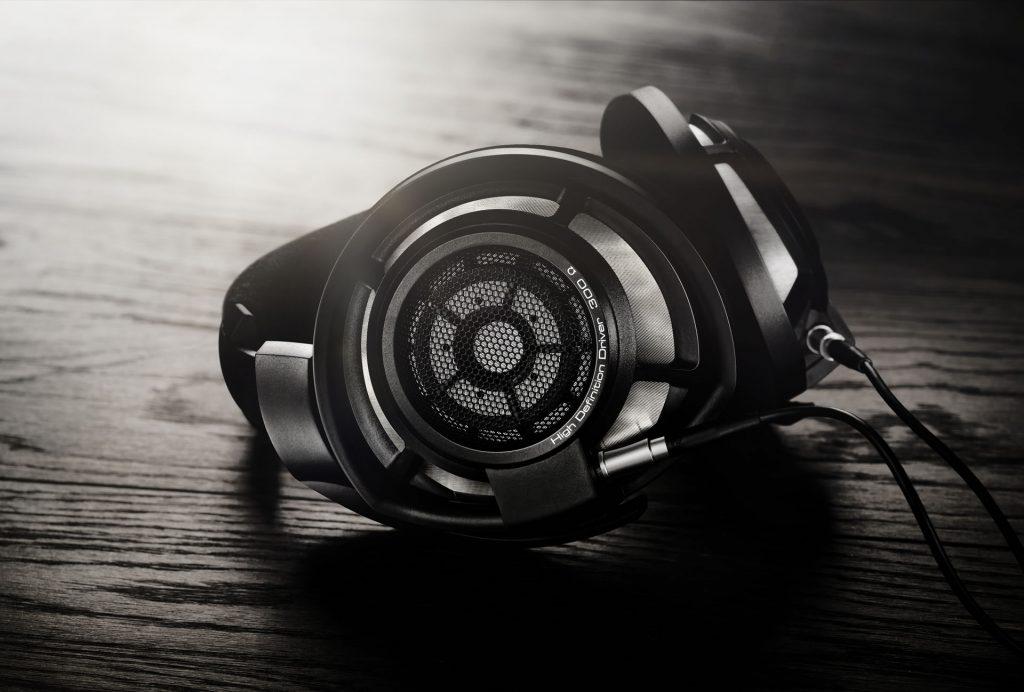 Sennheiser Kopfhoerer kabelgebunden 800s black