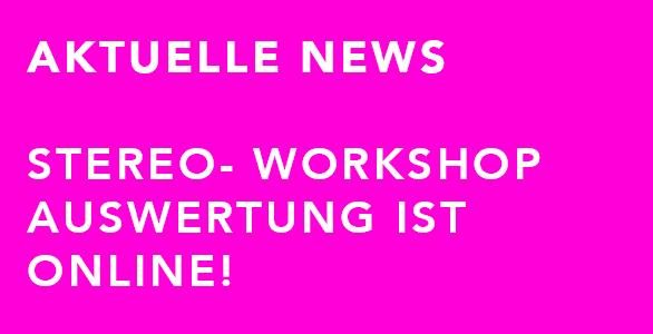 Stereo Workshop Kopfhörer 2017 Alex Giese Hannover