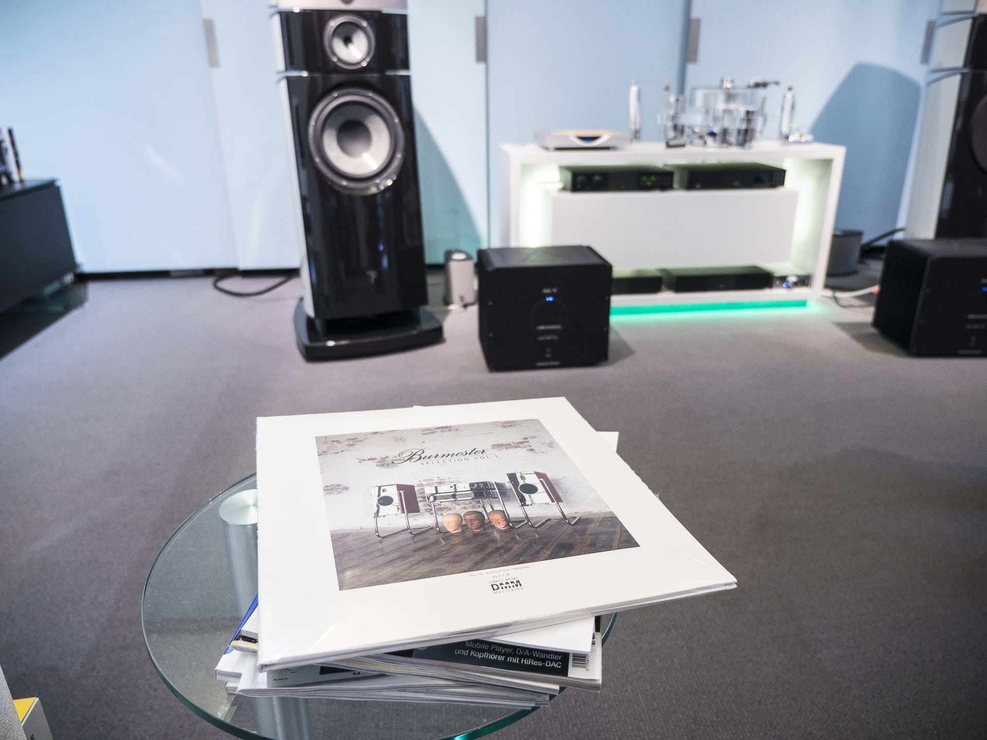 burmester selection vol 1 limited edition schallplatten. Black Bedroom Furniture Sets. Home Design Ideas