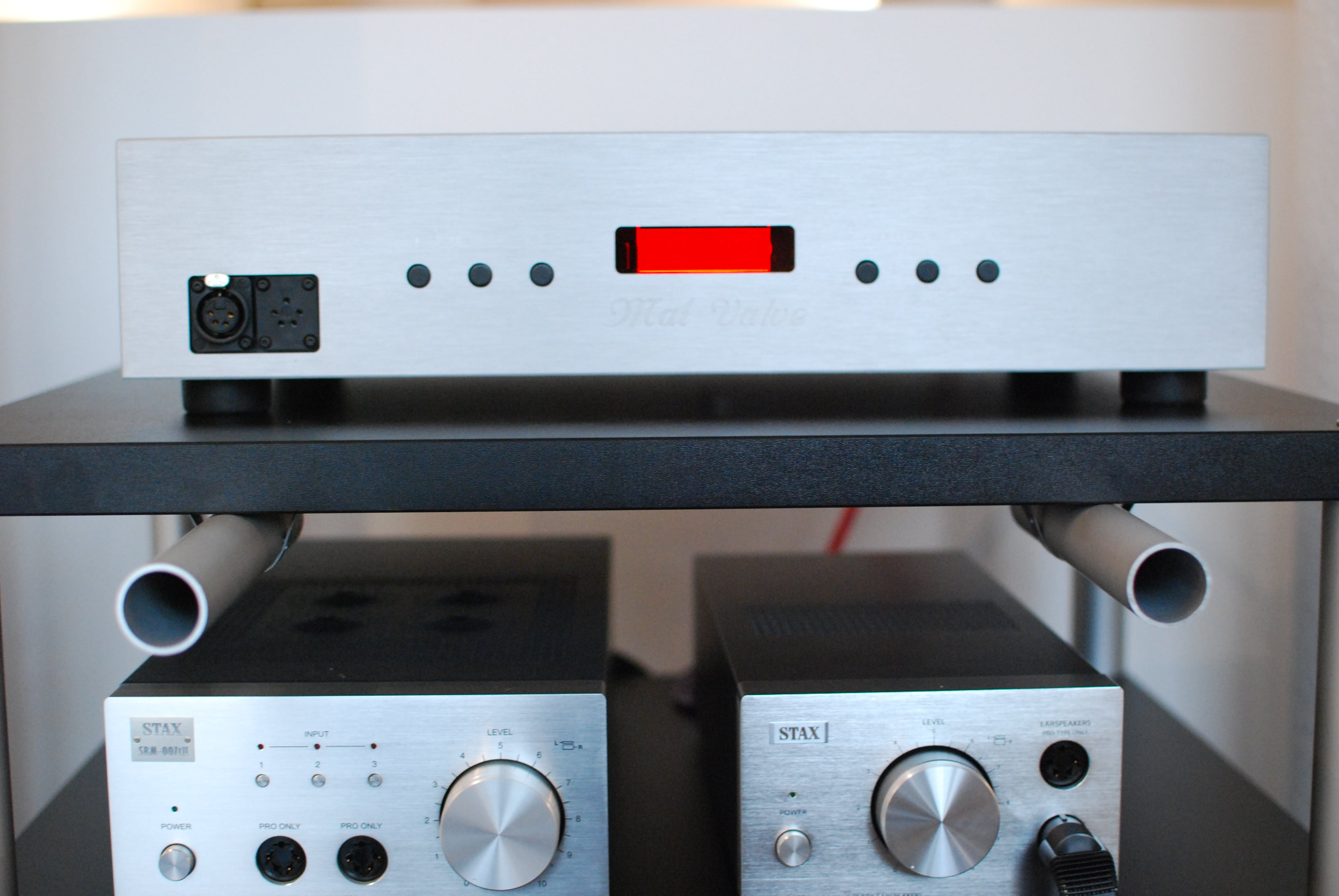 Mal Valve Head Amp Three Mk 4