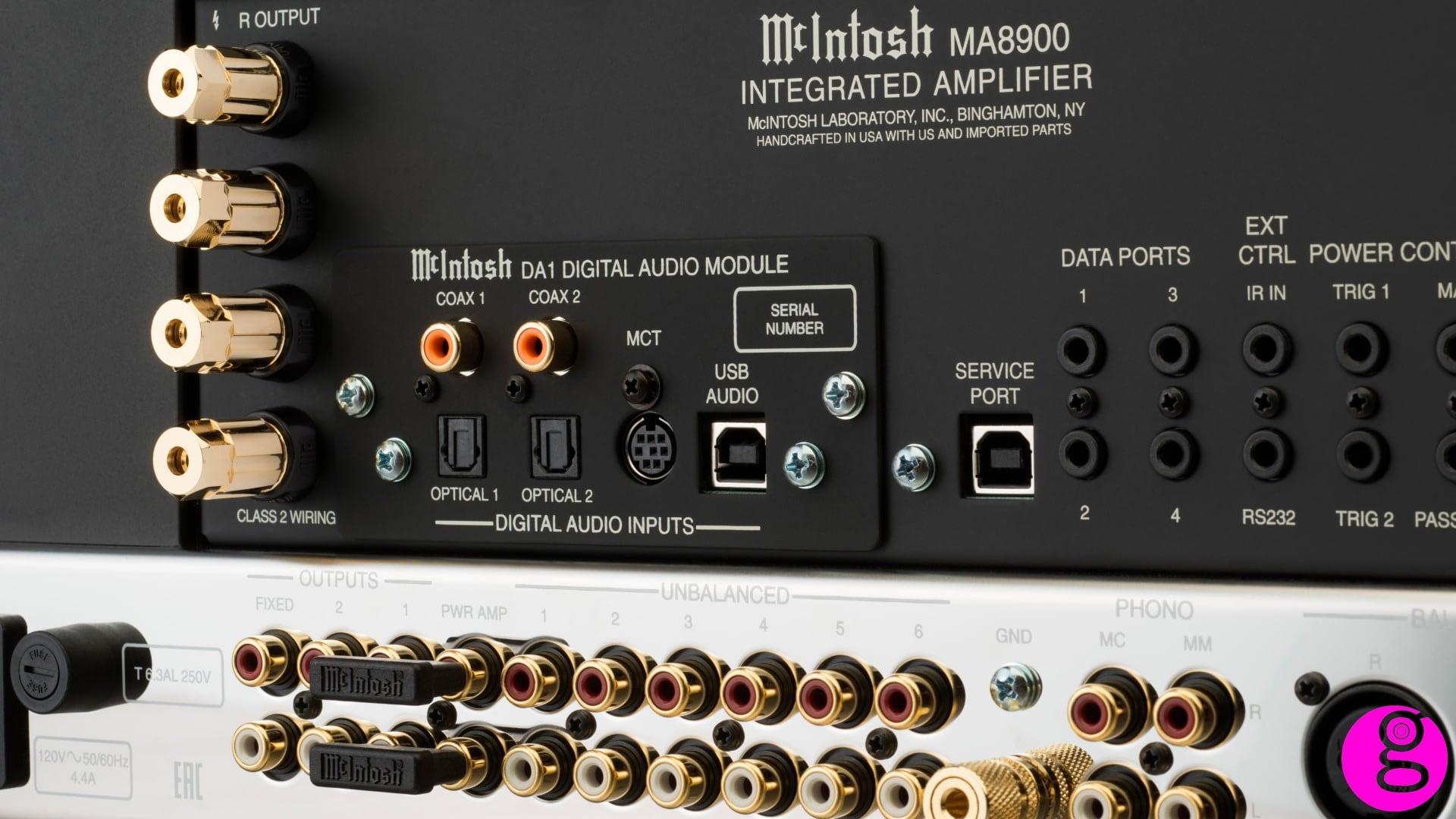 McIntosh MA 8900 Alex Giese Hannover