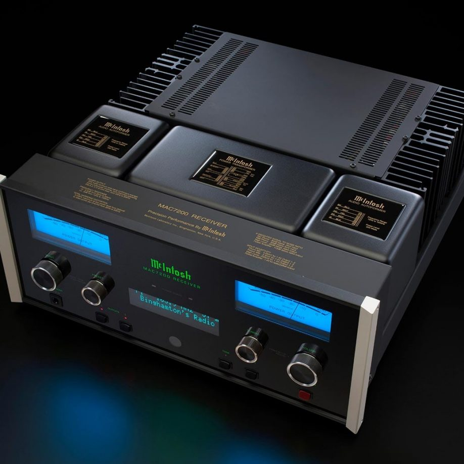 McIntosh Stereo Receiver MAC7200, High-End