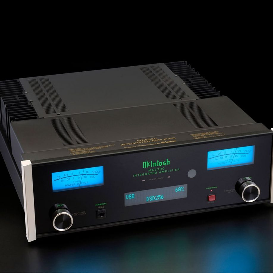 McIntosh Vollverstärker MA5300, High-End