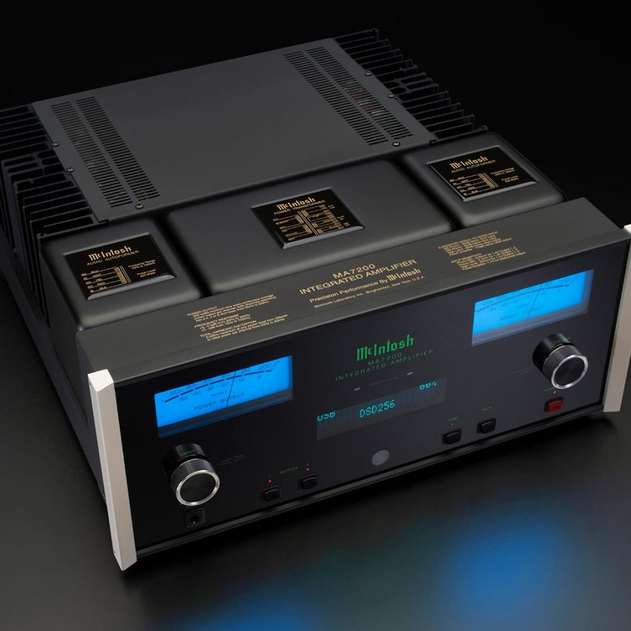 McIntosh Stereo Vollverstärker MA7200, High-End