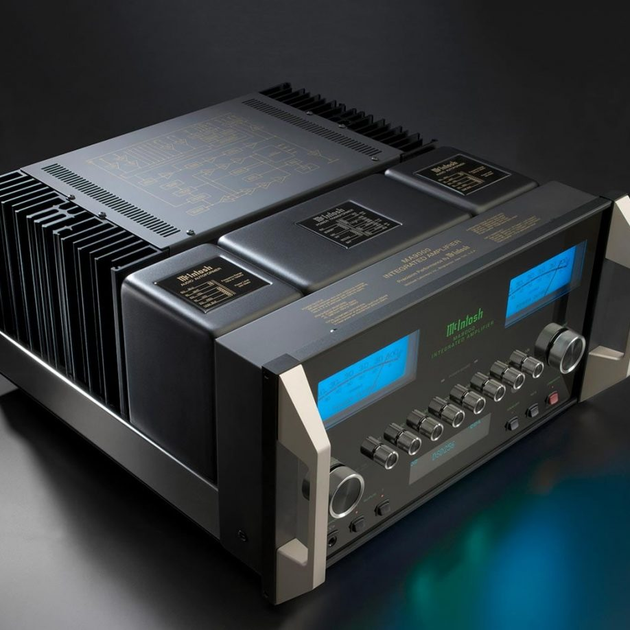 McIntosh Stereo Vollverstärker MA9000, High-End