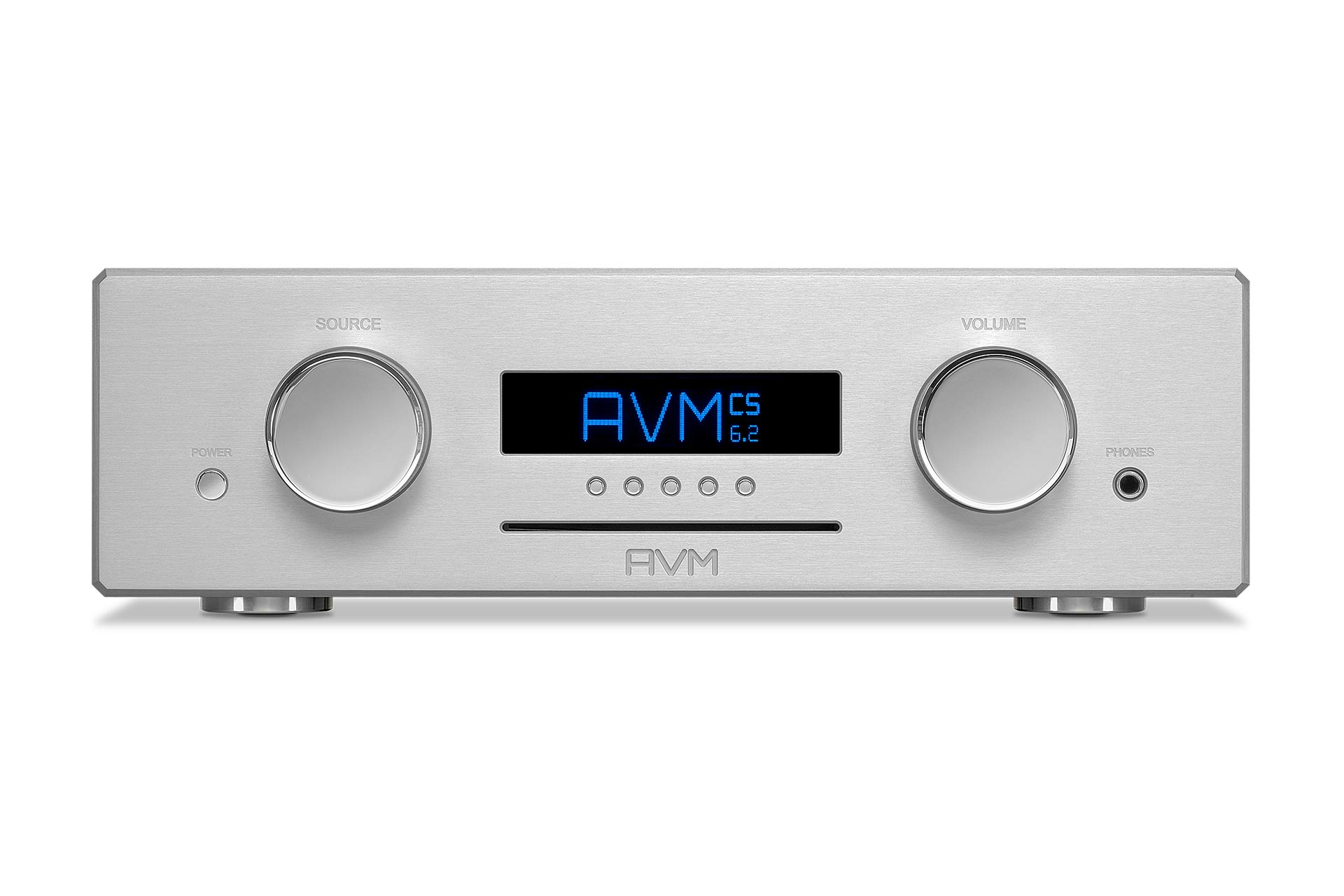 AVM AllInOne CD Receiver DAC Compact Streaming Ovation CS6.2