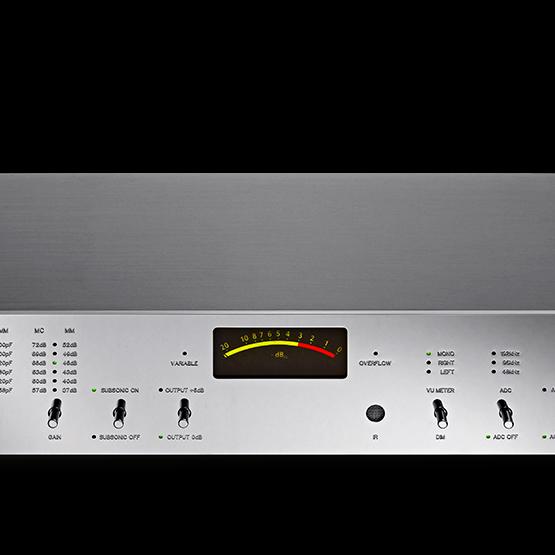 Burmester Top-Line Phono Vorverstärker PreAmp 100