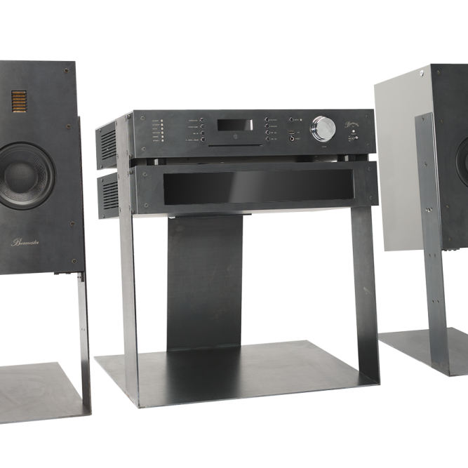 Burmester Loftstyle Phase 3 All-In-One 161 Lautprecher B15