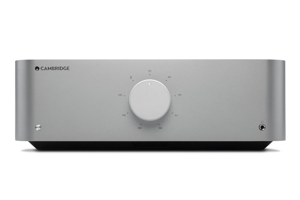 Cambridge Audio Vollverstaerker Amplifier Edge A