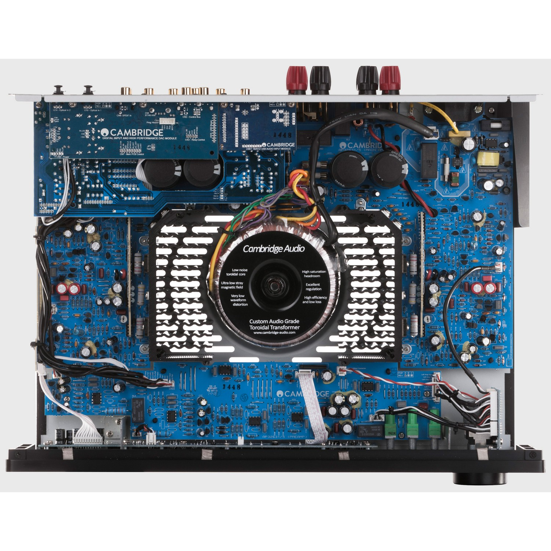 Cambridge CXA Audio Vollverstärker Poweramplifier CXA80
