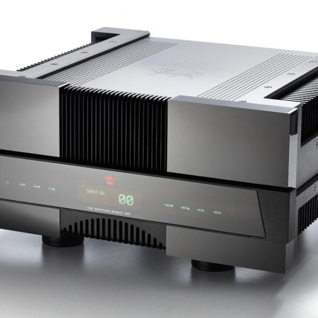 Gryphon Diabolo 300 Vollverstärker Amplifier Dual Mono