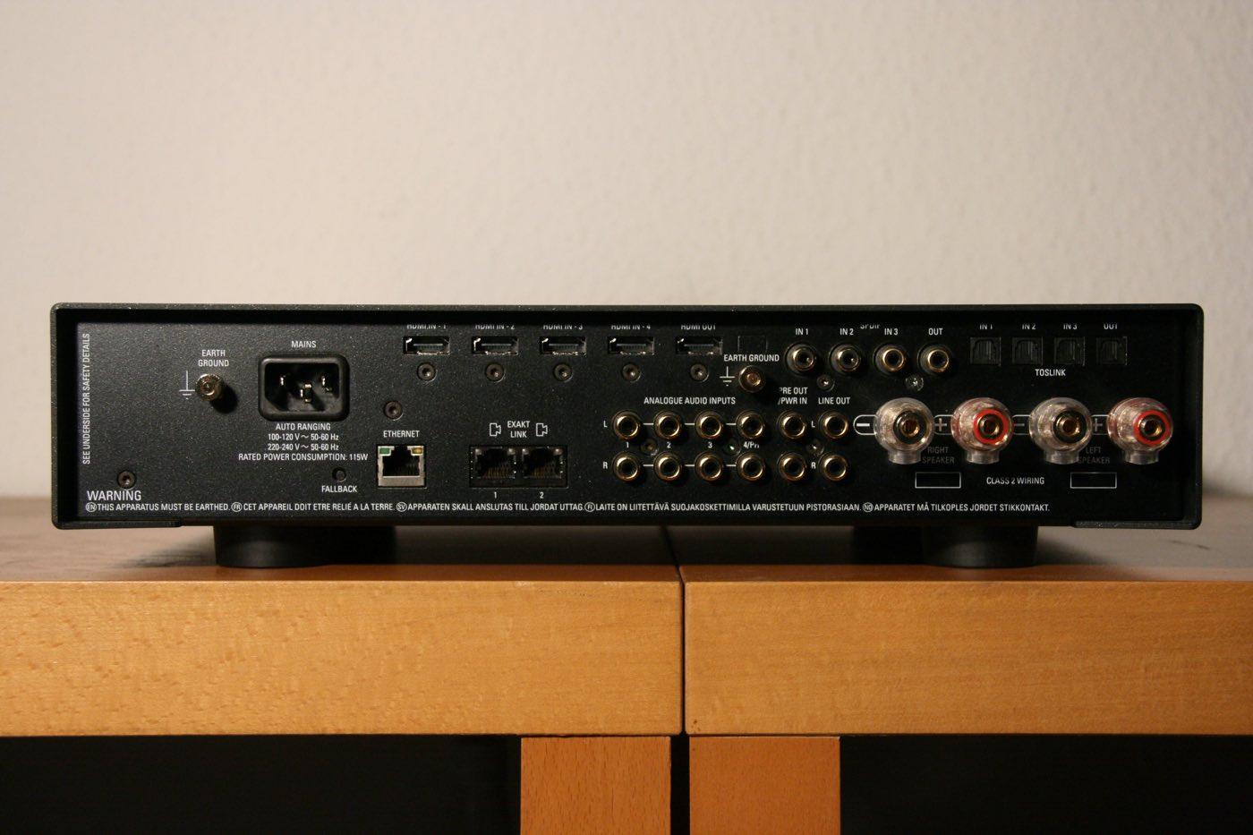 Linn Streaming Amp Majik DSM