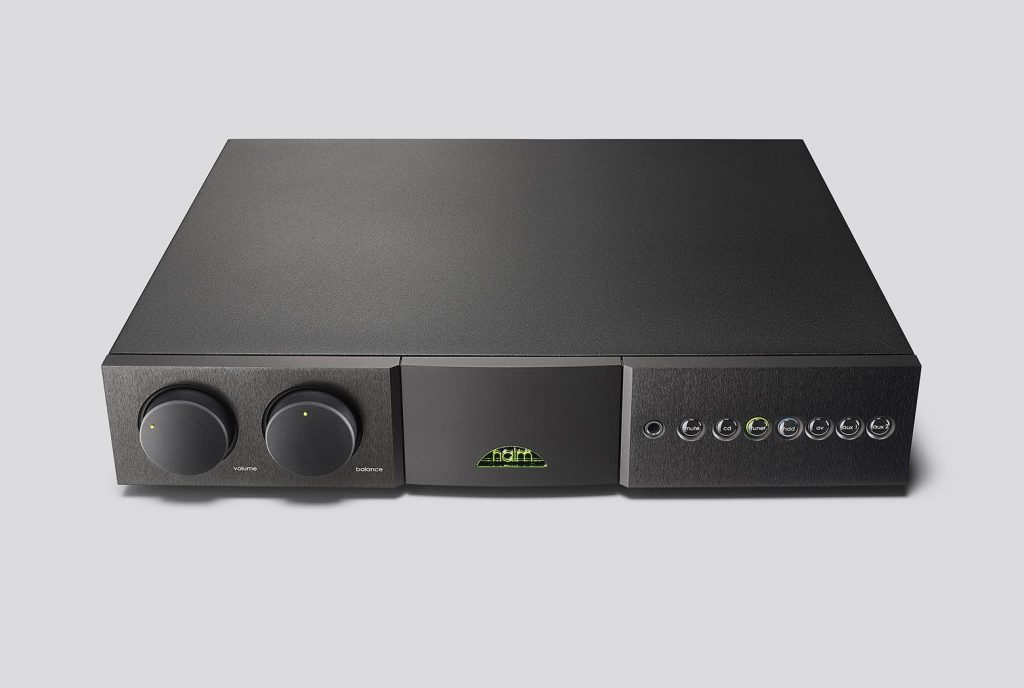 Naim Vollverstärker Verstärker Amplifier Supernait 2