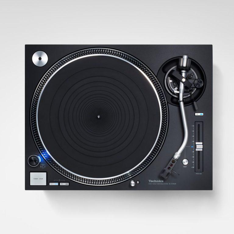 Technics Plattenspieler Direktantrieb SL-1200GR