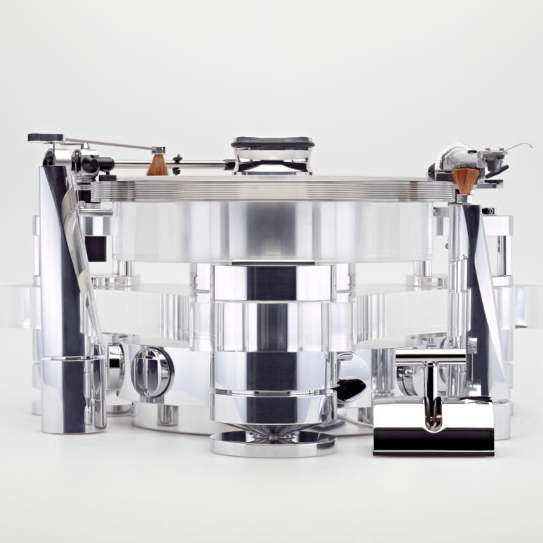 Transrotor Tourbillon FMD Plattenspieler HighEnd