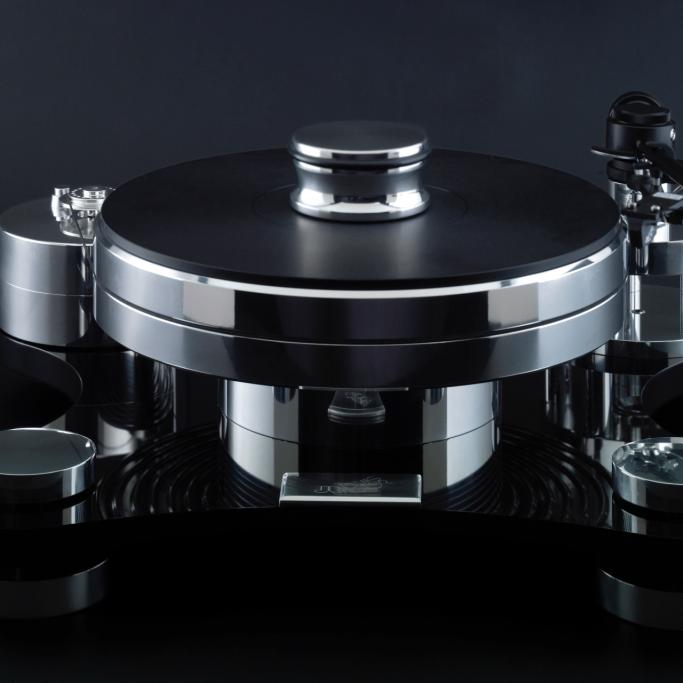 Transrotor ZET1 Plattenspieler HighEnd