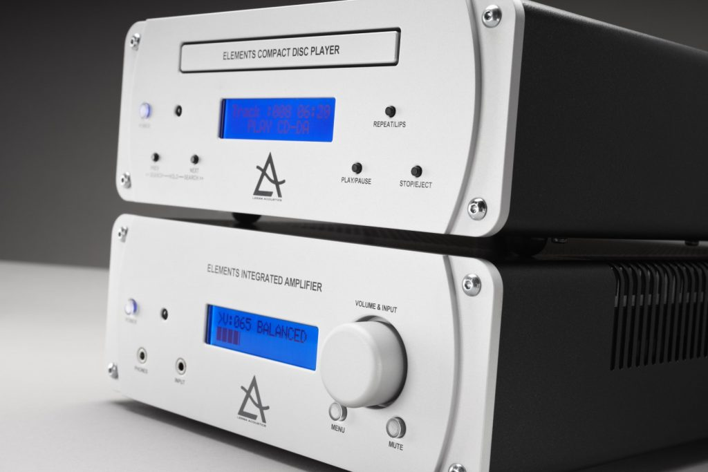 Leema Elements CD-Player Vollverstärker Integrated Amplifier
