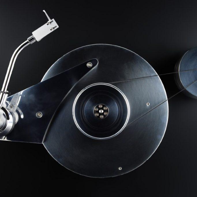 Transrotor Fat Bob S HighEnd Plattenspieler