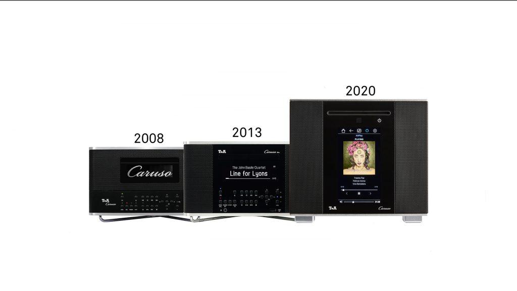 T+A Caruso 2020 - In Hannover bei Alex Giese hören, sehen, bestaunen! Und natürlich kaufen!
