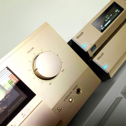Melco meets Accuphase - Der streng limitierte Melco Anniversary Edition jetzt in Hannover verfügbar