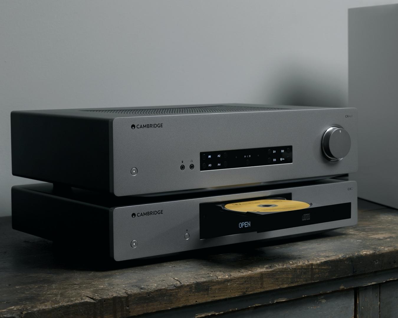 Cambridge Audio CXA61 - Der Klassiker jetzt noch besser! In Hannover bei Alex Giese