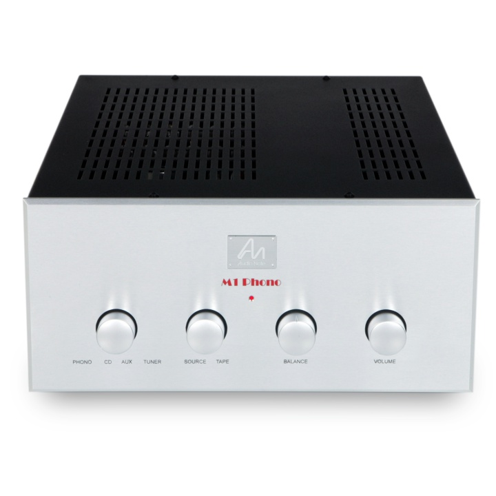 Audio Note (UK) M1 Phono V4 - Vorverstärker der Spitzenklasse - Made in England - Alex Giese Hannover