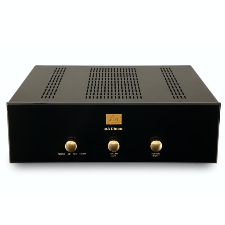 Audio Note (UK) M3 - Vorverstärker der Spitzenklasse - Made in England - Alex Giese Hannover