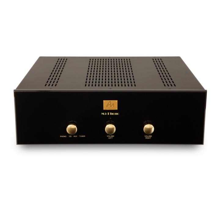 Audio Note (UK) M5 - Vorverstärker der Spitzenklasse - Made in England - Alex Giese Hannover