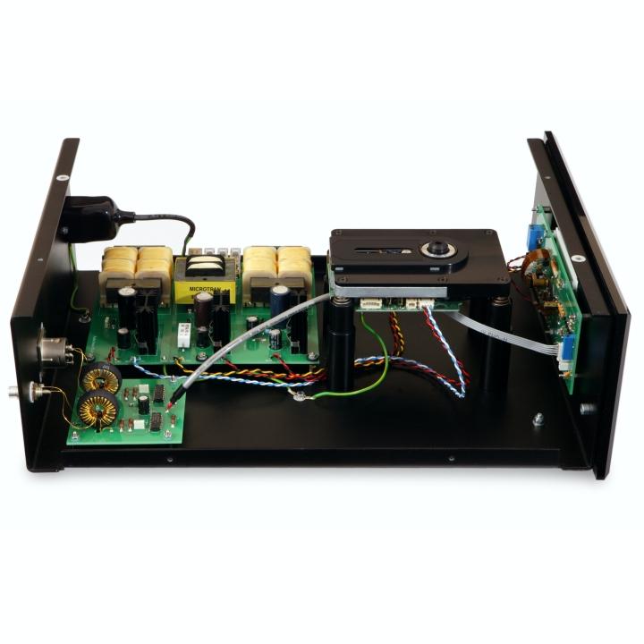 Legendäres Philips CD Pro2LF Laufwerk tifft auf geniale Hifi-Druiden aus England! Audio Note (UK) CDT 2/II