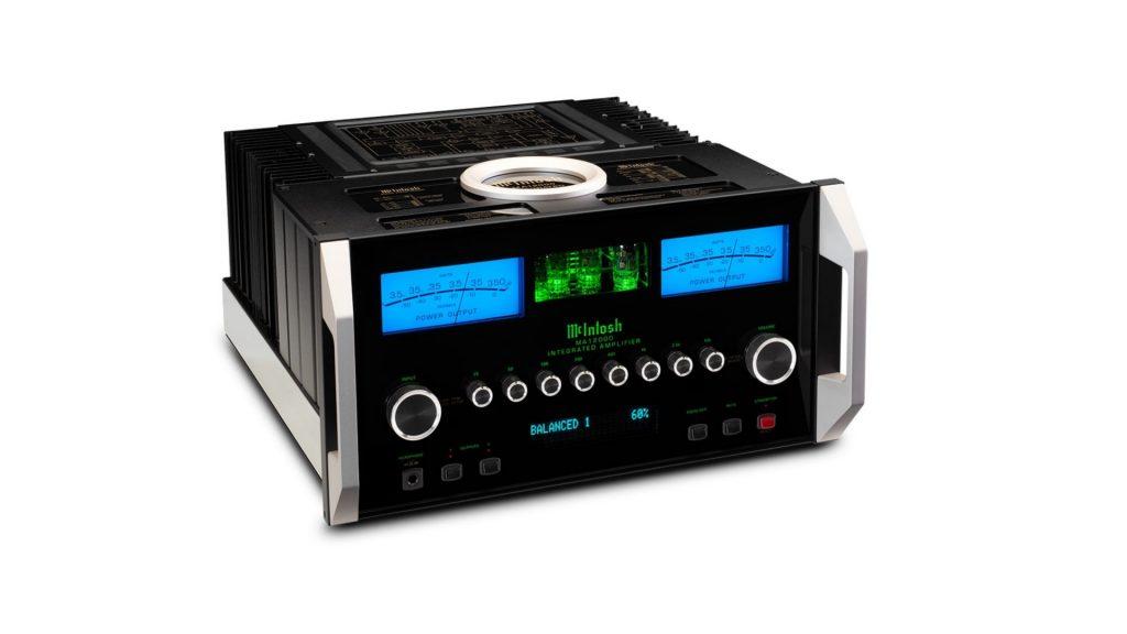 Der neue McIntosh MA12000 AC - Das Vollverstärer-Top-Modell der amerikanischen Kultmarke ist ab sofort bei uns verfürbar!