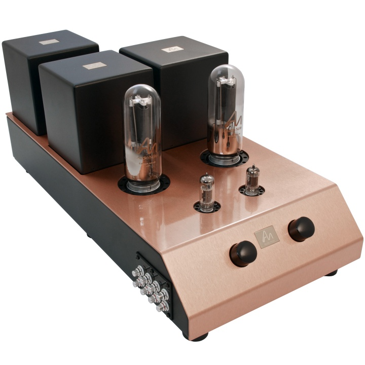 Audio Note (UK) Ongaku - Röhrenverstärker der Spitzenklasse - Made in England - Alex Giese Hannover