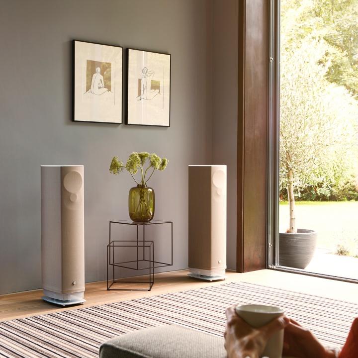 Linn Series 530 - Die wandelbare HiFi-Design-Anlage aus dem Hause Linn - Passt sich jeder Umgebung an