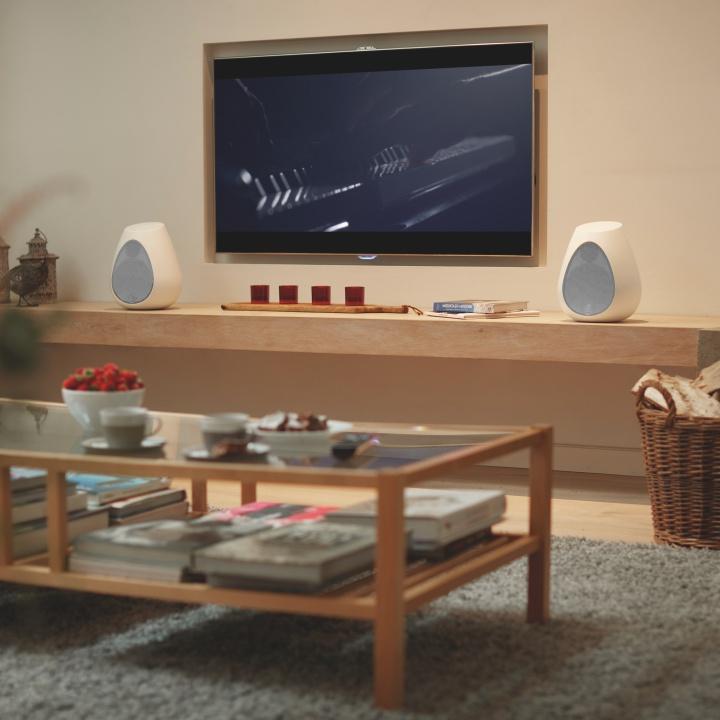 Linn Serie 3 - Der Multiroom-Kompaktlautsprecher aus dem Hause Linn jetzt bei Alex Giese Hannover